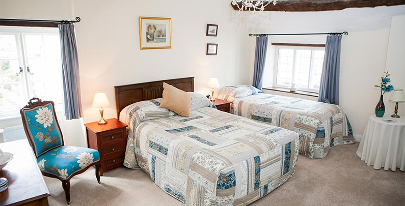 Find sidmouth farmhouse holiday bed and breakfast devon for How to buy a bed and breakfast